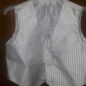 Other - Baby boys white vest